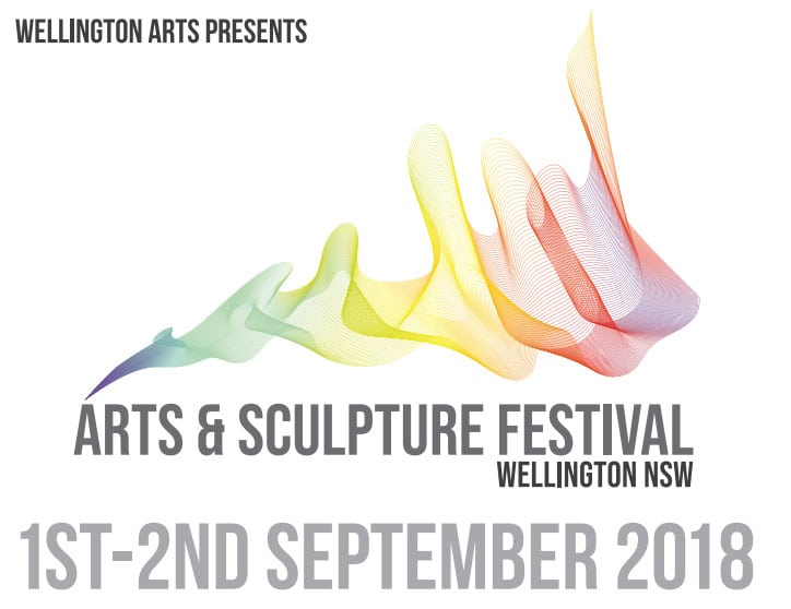 Arts & Sculpture Festival Wellington NSW – 1st- 2nd September 2018